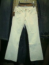 トゥルーレリジョン 販売店 TRUE RELIGION 803 Style:04803 Wash:08 bleach MADE IN USA